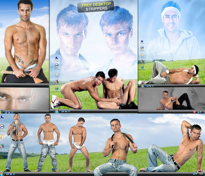 Virtual Male Strippers 2014.10.94